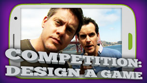 Competition: Design a CBBC game!