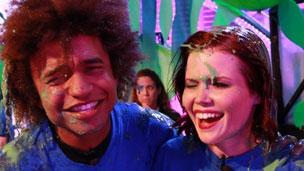 Radzi and Lindsey