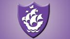 Purple badge