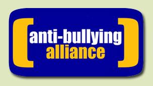 Anti-Bullying Alliance logo.