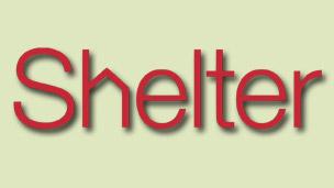 Shelter logo.