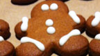 Gingerbread men.
