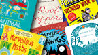 Books shortlisted for the Blue Peter Book Awards 2014