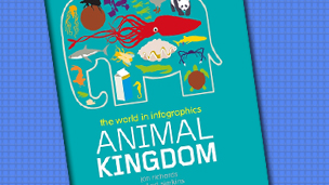 The World in Infographics: Animal Kingdom book cover