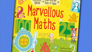 Marvellous Maths book cover