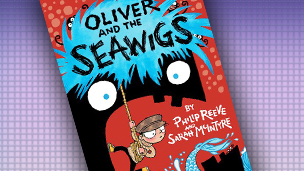 Oliver and the Seawigs book cover