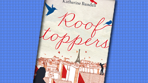Rooftoppers book cover