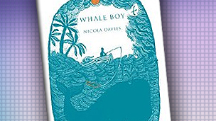 Whale Boy book cover