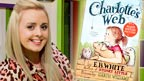 Katie Katie and the Charlotte's Web book cover