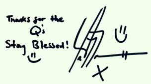 Cel's signature.