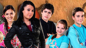 Dani in Tracy Beaker