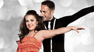 Dani on Strictly.