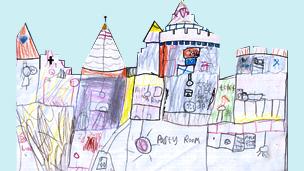 A castle design