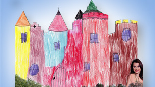 A castle deisgn