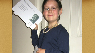 Rosa as Rosa Parks