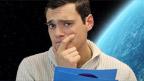 Joe tidy in Space