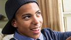 Kieran Alleyne, who plays Jimmy in Dani's Castle
