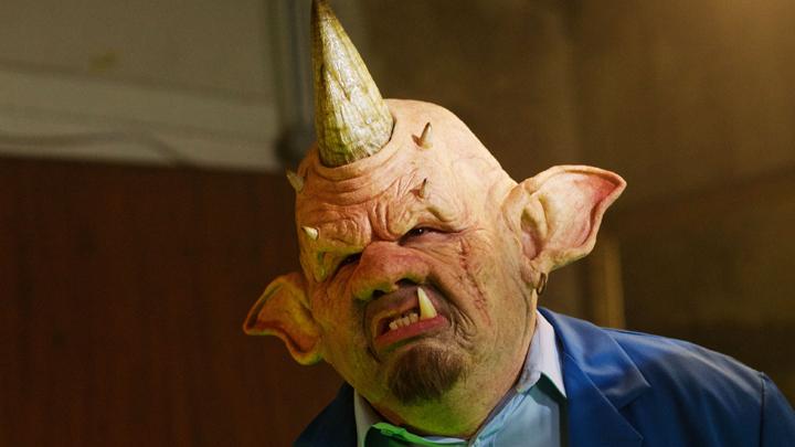 Mervyn the Troll
