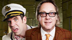 Vic Reeves & Captain Length Width.