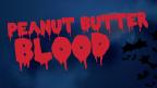 Peanut butter fake blood