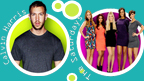 Calvin Harris Vs The Saturdays.