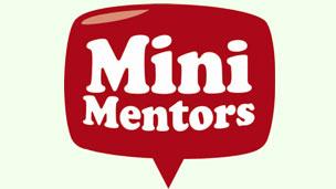 MiniMentors logo.