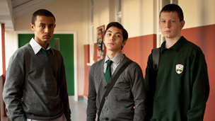 Jimi, Sam and Liam.