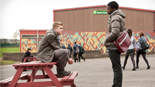 Tom and Rhydian.