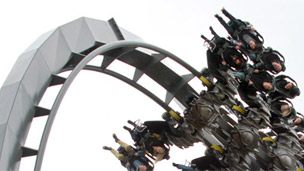 The Swarm Ride
