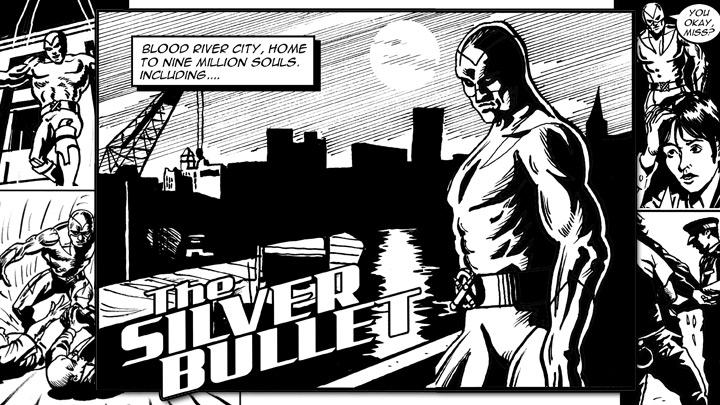 The Silver Bullet Comic