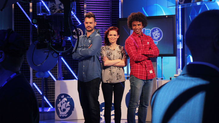 Blue Peter Backstage