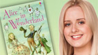 Katie presents this week's Book Club read: 'Alice in Wonderland'