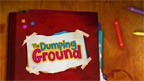 The Dumping Ground logo.
