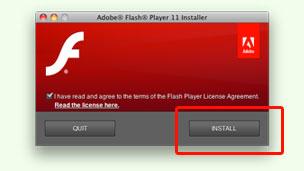 The Flash Installer.