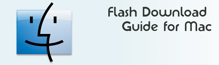 Flash download guide for Mac