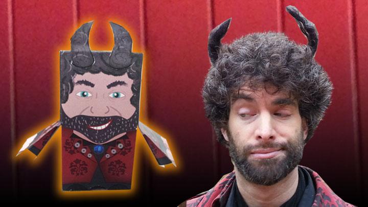 The Dare Devil Foldee