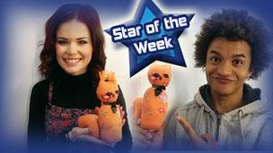 Blue Peter Star of the Week