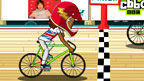 Sport Superstars Cycling character