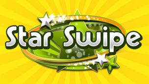 StarSwipe logo and grid