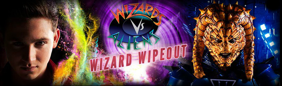 Wizards vs Aliens game: Wizard Wipeout