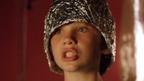 Charlie in a foil hat