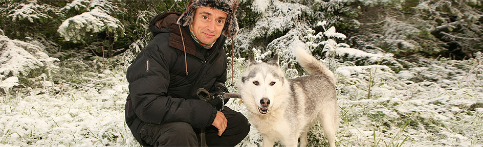 Richard Hammond from Miracles of Nature.
