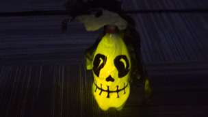 A finished Botkin lantern