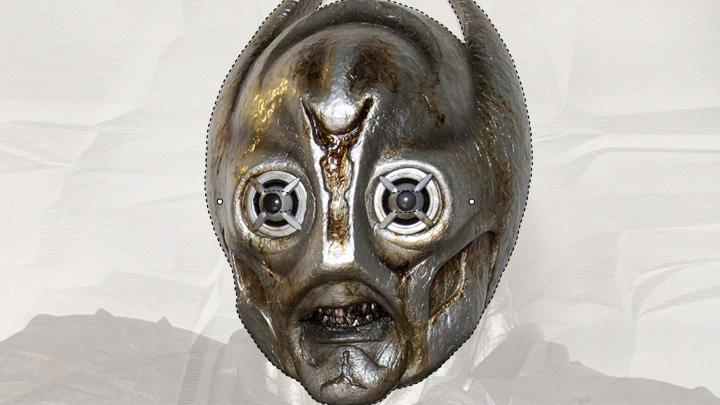 Metalkind Mask
