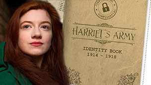 Harriet and Harriet's Army Identity Book.