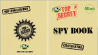 M.I. High Spy Book cover with logo