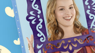 The Bridget Mendler Poster.