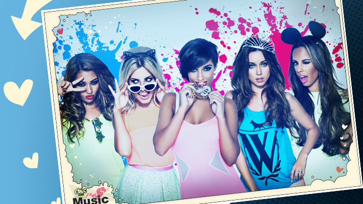 The Saturdays.