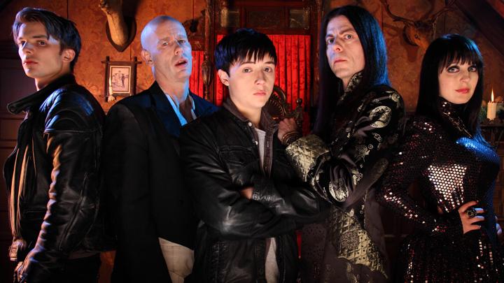 The Dracula household