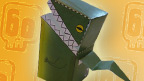 Deadly croc treat box made.